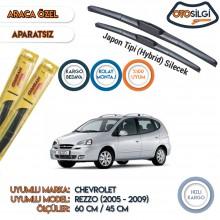 Chevrolet Rezzo Hybrid Silecek Takımı (2005-2009)