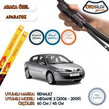 Renault Megane 2 Muz Silecek Takımı (2006-2009)