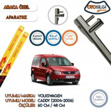 Volkswagen Caddy Muz Silecek Takımı (2004-2006)