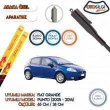 Fiat Grande Punto Muz Silecek Takımı (2005-2014)
