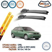 Opel Astra G Muz Silecek Takımı (1997-2005)