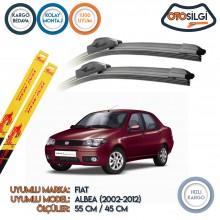 Fiat Albea Muz Silecek Takımı (2002-2012)