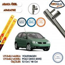 VW Polo Muz Silecek Takımı (2003-2005)
