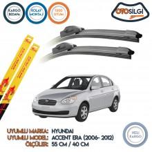 Hyundai Accent Era Muz Silecek Takımı (2006-2012)