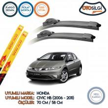 Honda Civic Muz Silecek Takımı (2006-2011)