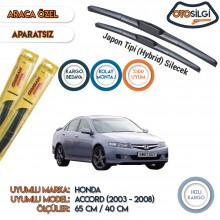 Honda Accord Hybrid Silecek Takımı (2003-2008)