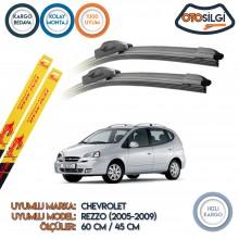Chevrolet Rezzo Muz Silecek Takımı (2005-2009)