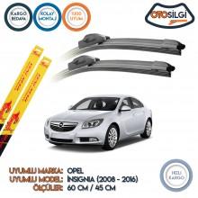 Opel İnsignia Muz Silecek Takımı (2008-2016)